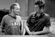 Photo of Chris O'Neill and T.J. Waldofsky.