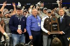 WMU Broncos, 2016 MAC football champions.