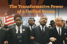 MLK: The Transformative Power of a Unified Dream.