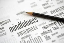 Mindfulness graphic.