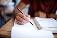 Photo of a student.