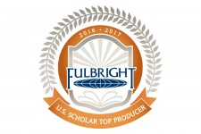 2016-17 Fulbright U.S. Scholar Top Producer.