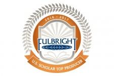 2016-17 Fulbright U.S. Scholar Top Producer.
