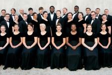 Photo of 2015 University Chorale.