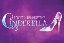 Rodgers + Hammerstein's Cinderella logo.