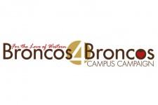Broncos4Broncos campaign logo.