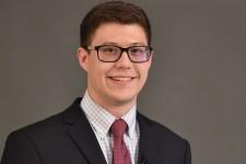 Photo of Edward Mulford, WMU student.