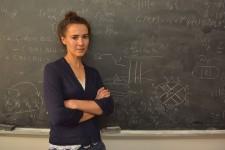 Photo of Dr. Elena Litvinova.