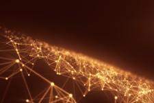 Big data, abstract illustration