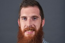 Head-and-shoulders photo of WMU graduate student Dale Brown.