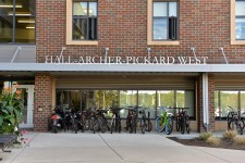 Photo of the exterior of WMU's Hall-Archer-Pickard Hall West.