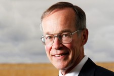 Photo of Eric J. Schneidewind, president of the American Association of Retired Persons.