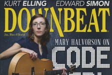 A scan of the cover of DownBeat magazine's June 2018 issue, which contains the results of the 41st annual Student Music Awards.