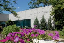 Lee Honors College building.