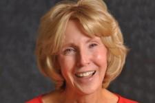 Headshot, Dr. Charlotte Thralls.