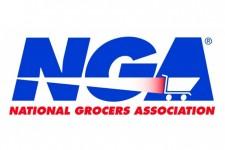 National Grocers Association logo.