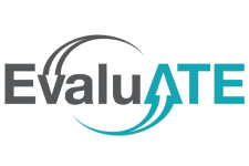 Logo, EvaluATE