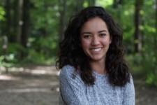 Photo of WMU student Catherine Lemus.