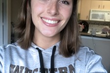 Willow Martin, WMU business student