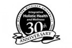 WMU integrative holistic health and wellness 30th anniversary seal
