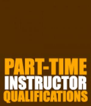 PT Inst Qualifications
