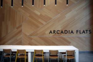 Arcadia Flats interior