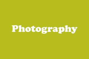 Photography icon art