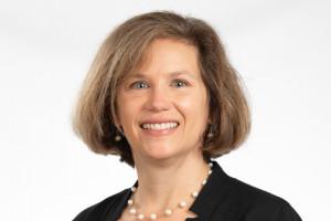 Headshot of Julie Garrison, dean of Western Michigan University Libraries.