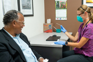 COVID vaccines available on campus