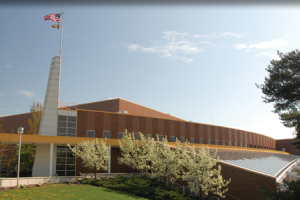 WMU Student Recreation Center.