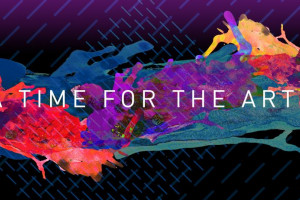 A Time For the Arts Logo