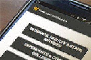 access to your account through a smartphone interface