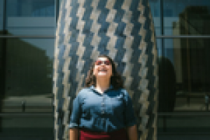 Student at Richmond Center
