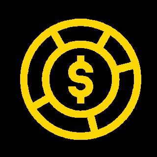Dollar graphic