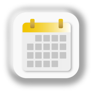 icon: calendar (schedule an appointment)