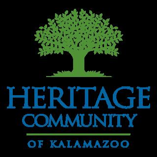 Logo: Heritage Community of Kalamazoo