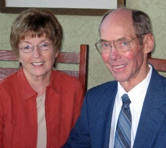 Bryan and Kathy Staufer