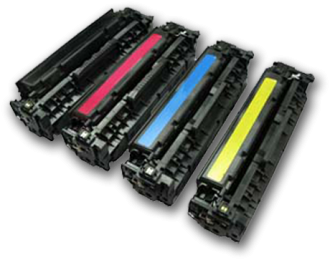 4 toner cartridges