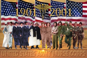 1901-2001, United States Army Nurse Corps