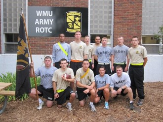WMU Army ROTC