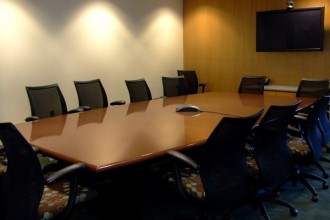 Doran Conference Room in Brown Hall