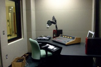 James Hickey Audio Lab at WMU