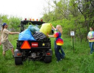 invasive species removal