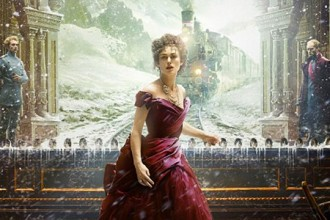 Photo of Anna Karenina movie poster.