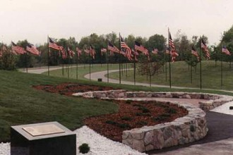Photo of Ft. Custer National Cemetery.