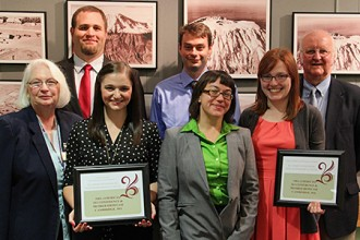 Photo of the Authoritative U.S. Topos map initiative team.