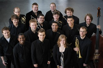 Photo of the WMU Jazz Orchestra.