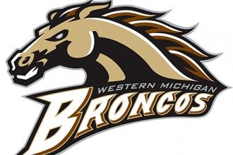 WMU Bronco athletics logo.