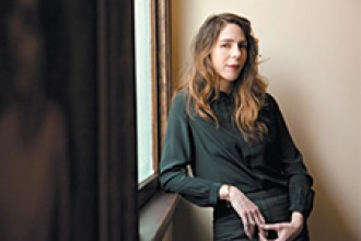 Photo of writer Rachel Kushner.