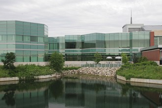 Photo of the College of Engineering and Applied Sciences building.